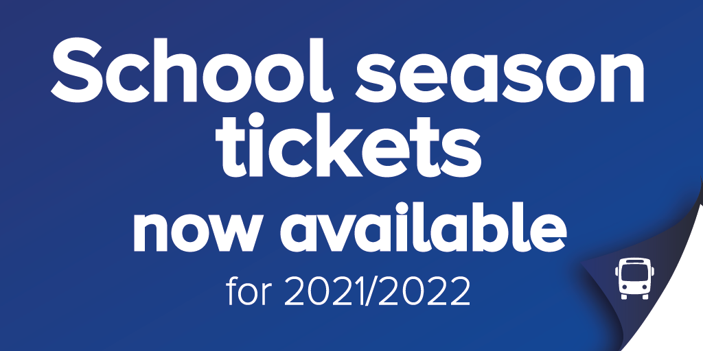 School season tickets now available for 2021/2022