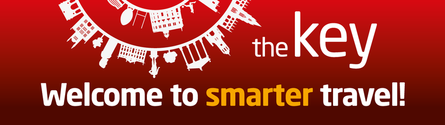 the key welcome to smarter travel