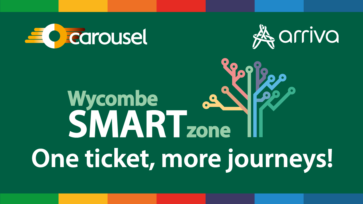 Wycombe SMARTzone - one ticket, more journeys!